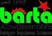 Barta Rohrreinigung - Logo